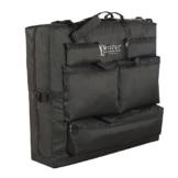 Master Massage Transporttasche für Massageliegen Nylongewebe Noch leichterer Transport Schwarz (Ohne Rädern) - 1