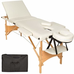 tectake massageliege